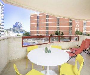 Appartement   à Calpe pour 4 personnes avec piscine commune p0