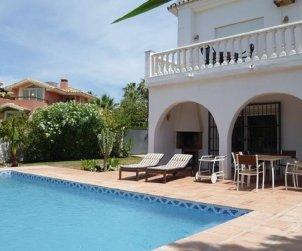 Villa   à Marbella pour 6 personnes avec belle vue mer p1