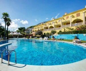 Apartamento   Denia para 3 personas con piscina comunitaria p0
