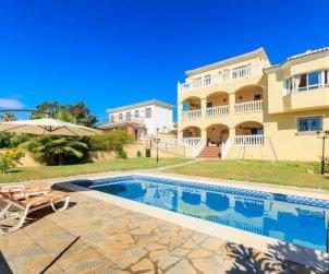 House   Rincón de la Victoria 12 persons - private pool p0