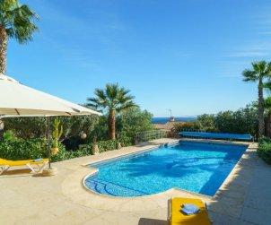 Villa   à Moraira pour 4 personnes avec piscine privée p1
