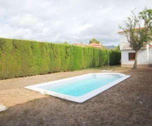 Villa  in Ametlla de Mar  for 4 persons with private pool and internet  p0