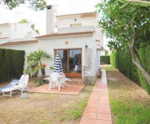 Villa   à Ametlla de Mar pour 4 personnes avec piscine privée et internet p1