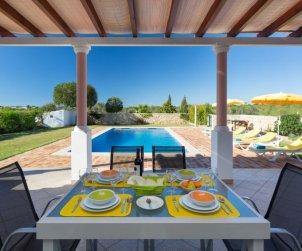 Villa   à Albufeira pour 6 personnes avec piscine privée p1