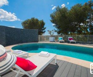 Villa   à Moraira pour 8 personnes avec piscine privée, vue mer et climatisation p2