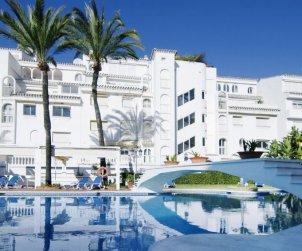 Appartement   à Marbella pour 5 personnes avec piscine commune p0