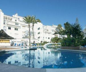 Appartement   à Marbella pour 5 personnes avec piscine commune p1