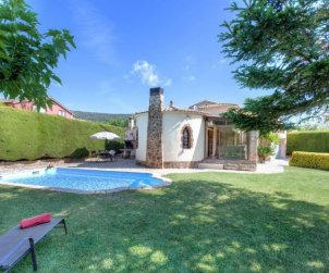 Villa   à Calonge - Sant Antoni de Calonge pour 6 personnes avec piscine privée p1