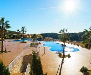 Appartement   à Moraira pour 4 personnes avec piscine commune p0