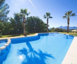 Appartement   à Altea pour 4 personnes avec piscine commune p2