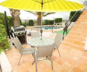 Villa   à Benissa pour 4 personnes avec piscine privée et climatisation p2