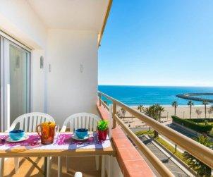 Appartement   à Rosas pour 2 personnes avec piscine commune p0