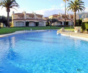 House   Miami Platja 8 persons - comunal pool p0