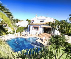 House   Calpe 10 persons - private pool p1