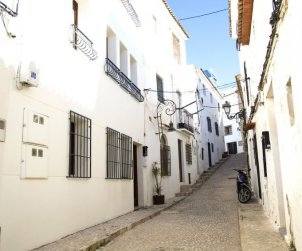 Flat   Altea 3 persons - panoramic sea view p1