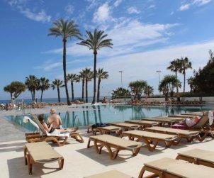 Appartement   à Torremolinos pour 4 personnes avec piscine commune p1