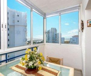 Appartement   à Rosas pour 2 personnes avec belle vue mer p0
