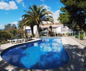 Villa   à Ametlla de Mar pour 8 personnes avec piscine privée sécurisée et proche mer p1