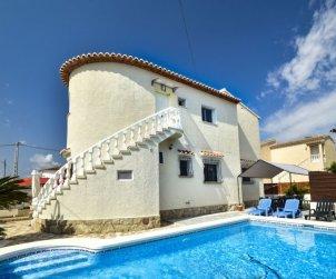 Villa   à Denia pour 12 personnes avec piscine privée p0