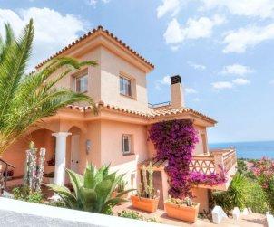 Villa   à Llançà pour 6 personnes avec belle vue mer p0
