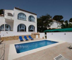 Villa   à L'Ampolla pour 12 personnes avec piscine privée p0