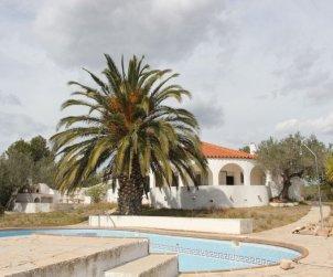 Villa   à L'Ampolla pour 11 personnes avec piscine privée p0