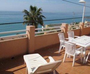 Appartement   à Peniscola pour 6 personnes avec belle vue mer et garage privé p0