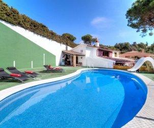 Villa   à Tossa de Mar pour 6 personnes avec piscine privée p0