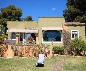Villa   à Javea pour 6 personnes avec piscine privée et climatisation p1