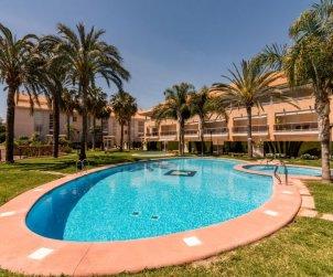 Appartement   à Javea pour 6 personnes avec piscine commune p1
