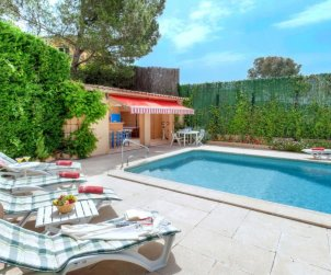 Villa   à Tamariu pour 6 personnes avec piscine privée p0