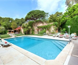 Villa   à Tamariu pour 6 personnes avec piscine privée p1