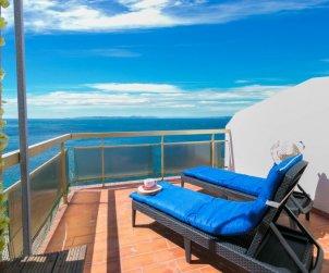 Appartement   à Rosas pour 3 personnes avec belle vue mer p2