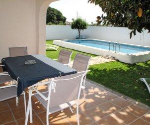 Appartement   à Vinaros pour 6 personnes avec piscine privée p1