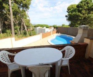 Appartement   à Pals pour 8 personnes avec piscine privée p1
