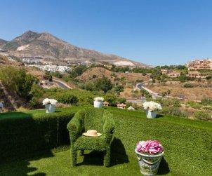 Villa   à Benalmadena pour 6 personnes avec piscine commune p1