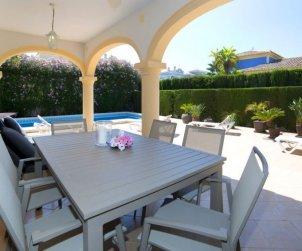 Villa   à Calpe pour 6 personnes avec piscine privée p2