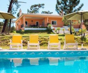 Appartement   à Armação de Pêra pour 6 personnes avec piscine privée p0
