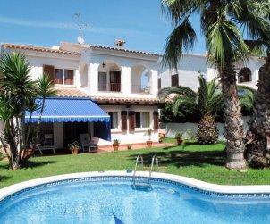 Appartement   à Roda de Barà pour 6 personnes avec piscine privée p0