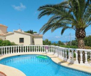 Appartement   à Denia pour 6 personnes avec piscine privée p0