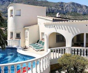 Appartement   à Denia pour 6 personnes avec piscine privée p1