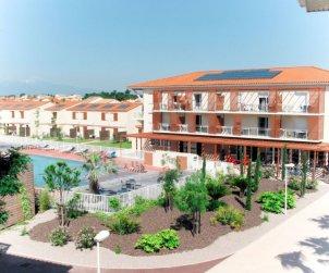 Appartement   à Argelès sur Mer pour 8 personnes avec piscine commune p0