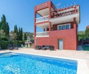 Villa   à Peniscola pour 8 personnes avec piscine privée p0