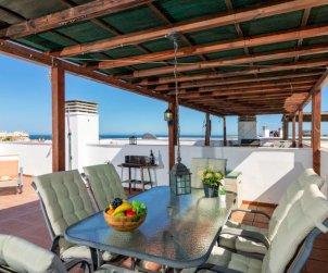 Appartement   à Mijas pour 4 personnes avec piscine commune p0