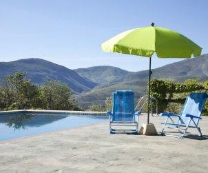 Villa   à Orgiva pour 6 personnes avec piscine privée p2