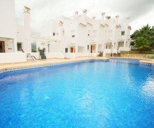 Villa   à Jalón-Xaló pour 5 personnes avec piscine commune p0