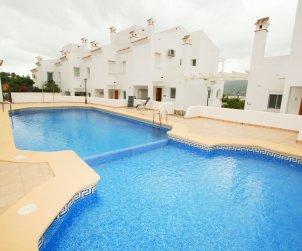 Villa   à Jalón-Xaló pour 5 personnes avec piscine commune p1