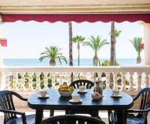Appartement   à Alcoceber pour 6 personnes avec piscine commune, vue mer et climatisation p2