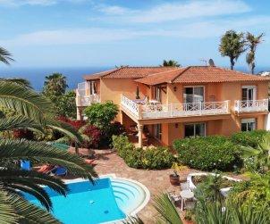 Appartement   à Santa Ursula pour 2 personnes avec piscine commune p0
