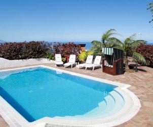 Appartement   à Santa Ursula pour 2 personnes avec piscine commune p1